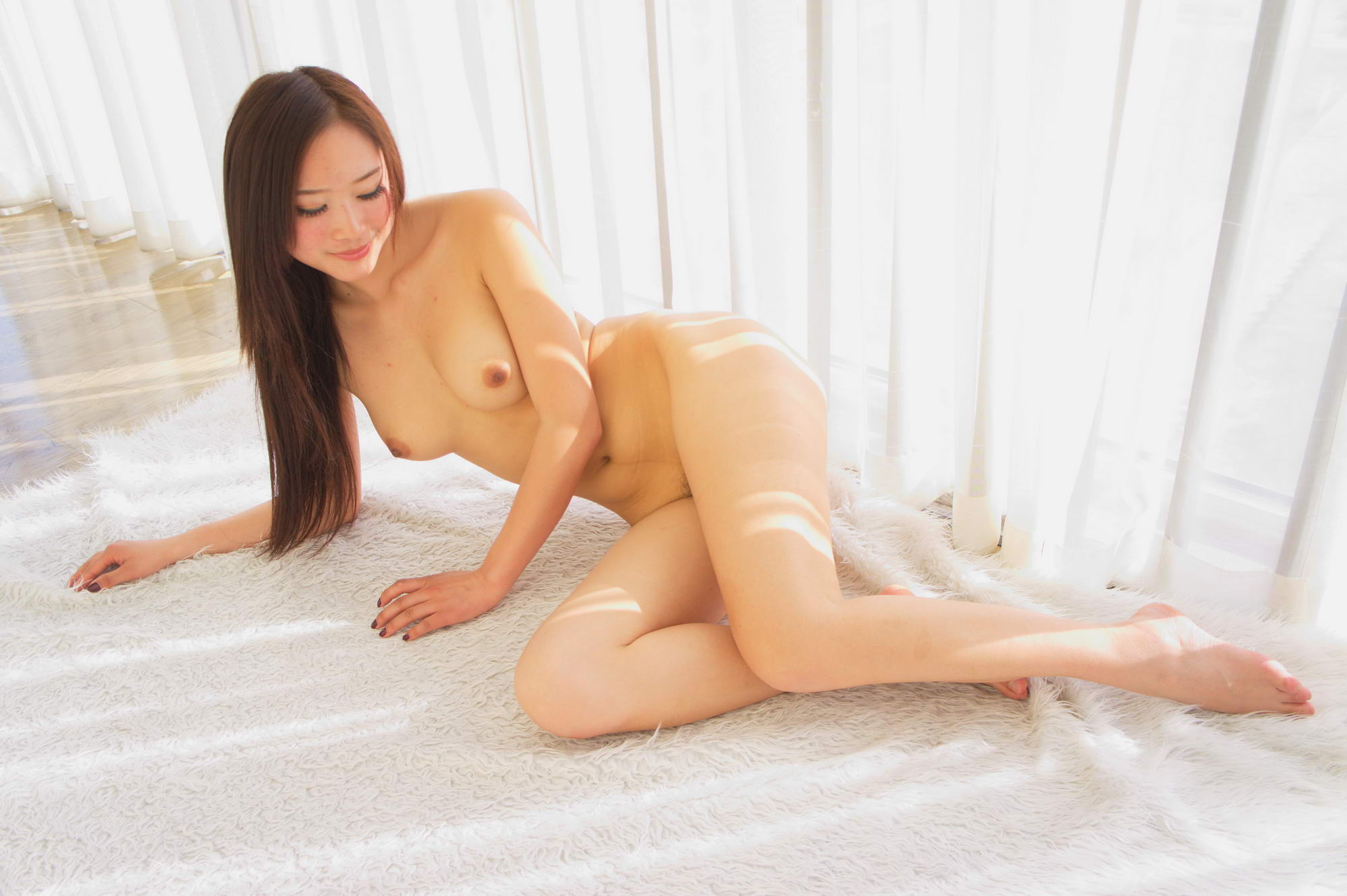 Pretty chinese nude model chen xiaodong sex with photographer 10
