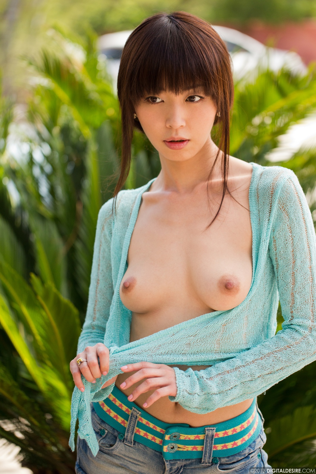 Lucky naked small asia Would