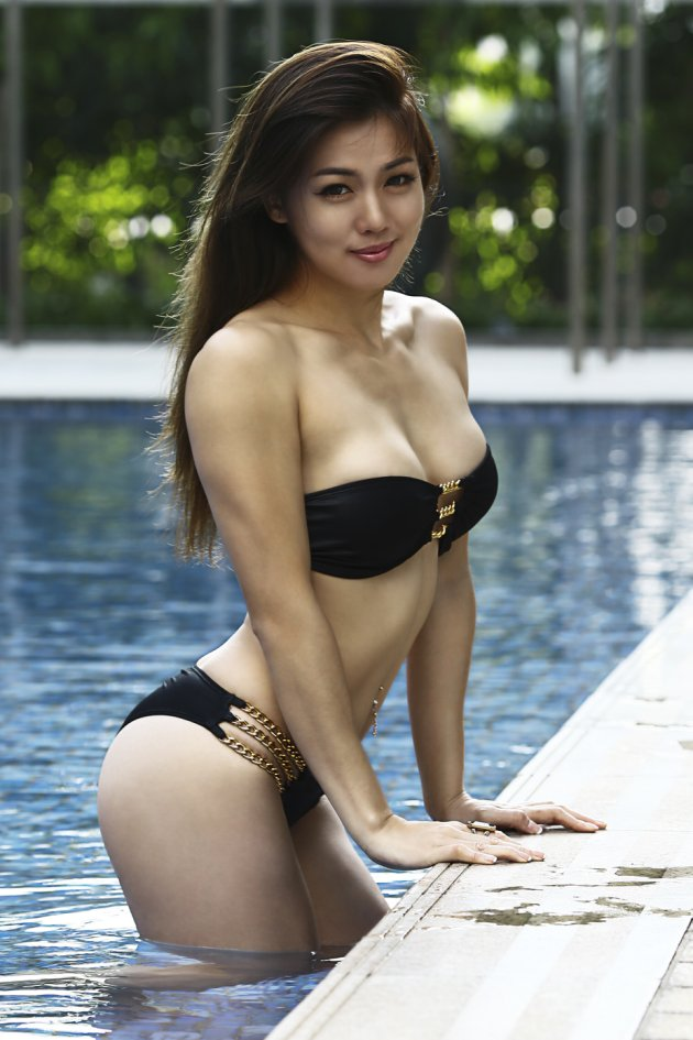 singapore girl hot sexy