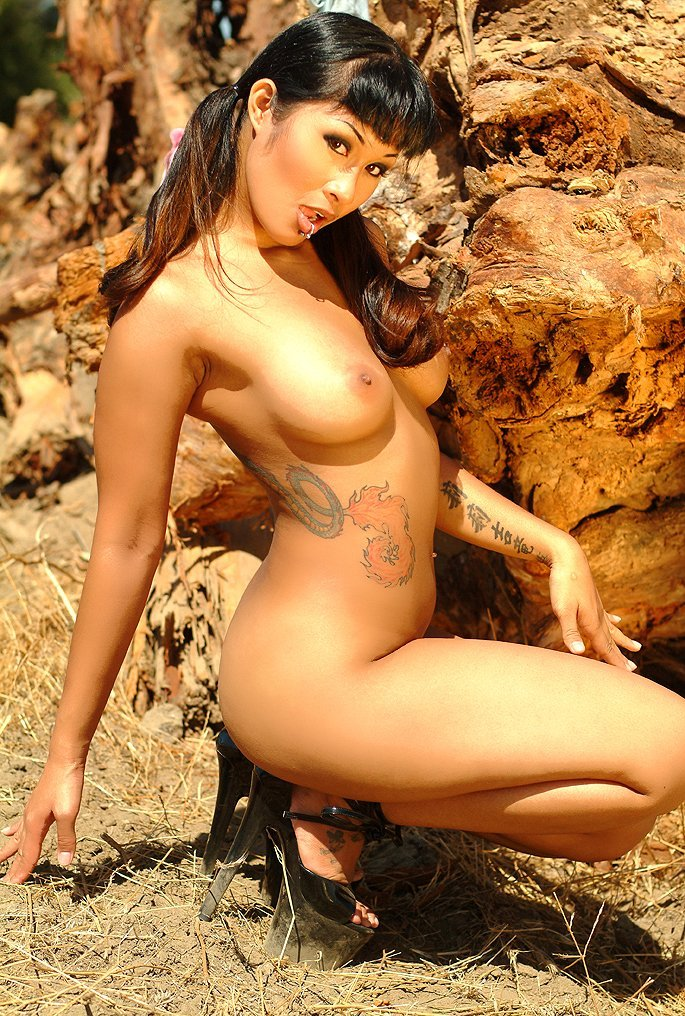 Chinese models nude