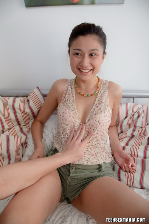 Rita Akira with help getting undressed